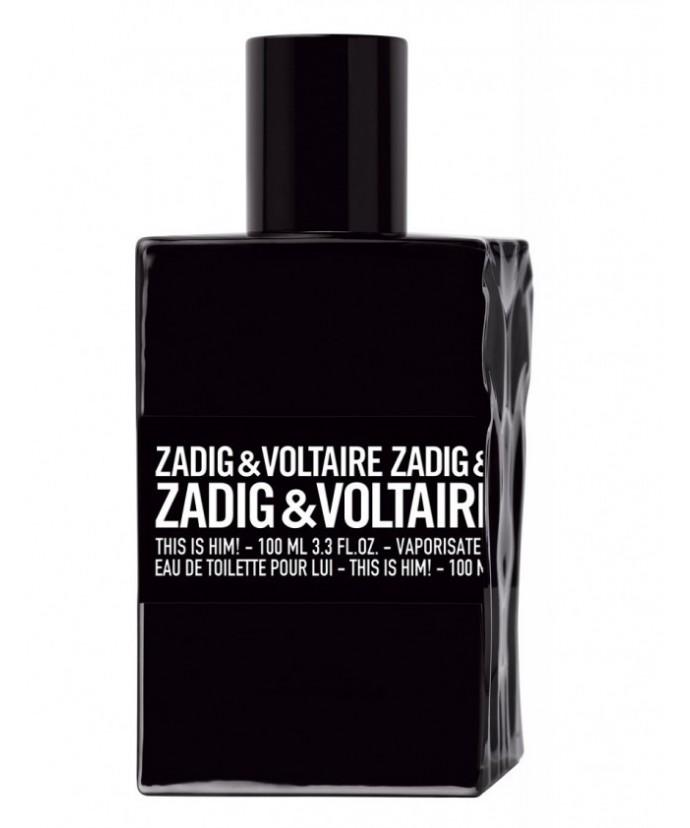 Zadig Voltaire This Is Hım Edt 100 Ml Erkek Parfüm Parfümbank