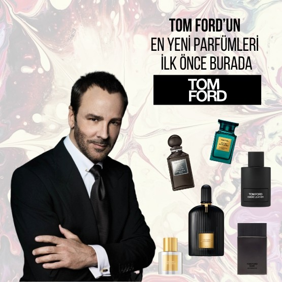Parfümbank - Tom Ford