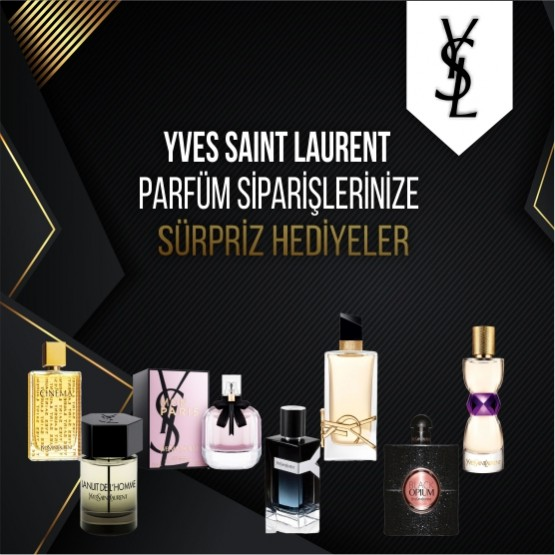 Parfümbank - Yves Saint Laurent
