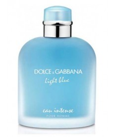 Dolce&Gabbana Light Blue Eau Intense Homme EDP 50 ml Erkek Parfüm