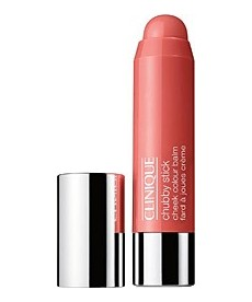 Clinique Chubby Stick Cheek Colour Balm 02 Robust Rhubarb Ruj