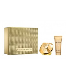 Paco Rabanne Lady Million EDP 80 ml + Body Lotion 100 ml Kadın Parfüm Seti