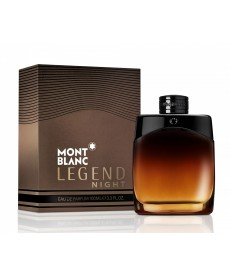 Mont Blanc Legend Night EDP 100 ml Erkek Parfüm