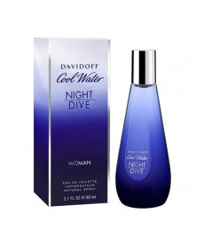 Davidoff Cool Water Night Dive EDT 80 ml Kadın Parfüm