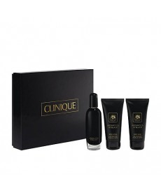 Clinique Aromatics Black EDP 50 ml + Shower Gel & Lotion 75 ml Kadın Parfüm Seti