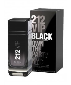 Carolina Herrera 212 VIP Black EDP 100 ml Erkek Parfüm