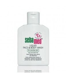 Sebamed Liquid Face & Body Wash 500 ml Yüz Temizleme Jeli