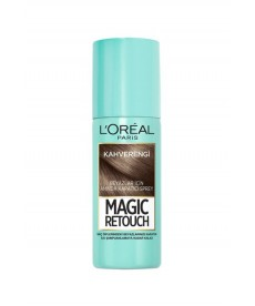 Loreal Paris Magic Retouch 03 Kahve Kapatma Spreyi