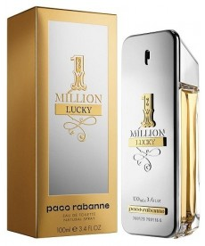 Paco Rabanne 1 Million Lucky EDT 100 ml Erkek Parfüm