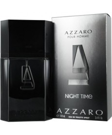 Azzaro Pour Homme Night Time Edt 50 ml Erkek Parfümü
