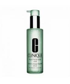 Clinique Liquid Facial Soap Oily Skin 200 ml Yüz Temizleme Köpüğü