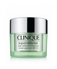 Clinique Superdefense Spf 20 50 ml Karma-Yağlı Nemlendirici