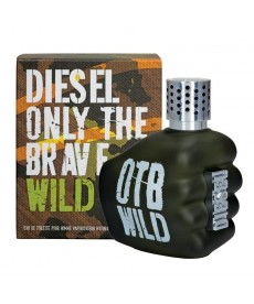 Diesel Only The Brave Wild EDT 125 ml Erkek Parfüm