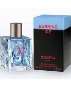 Iceberg Burning Ice EDT 100 ml Erkek Parfüm
